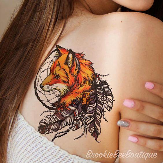 tattoos de atrapasueños