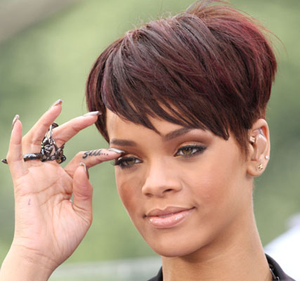 Rihanna Tattoos on Rihanna Tattoo Designs