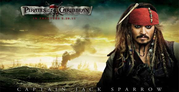 Pirates of the Caribbean On Stranger Tides Official Trailer