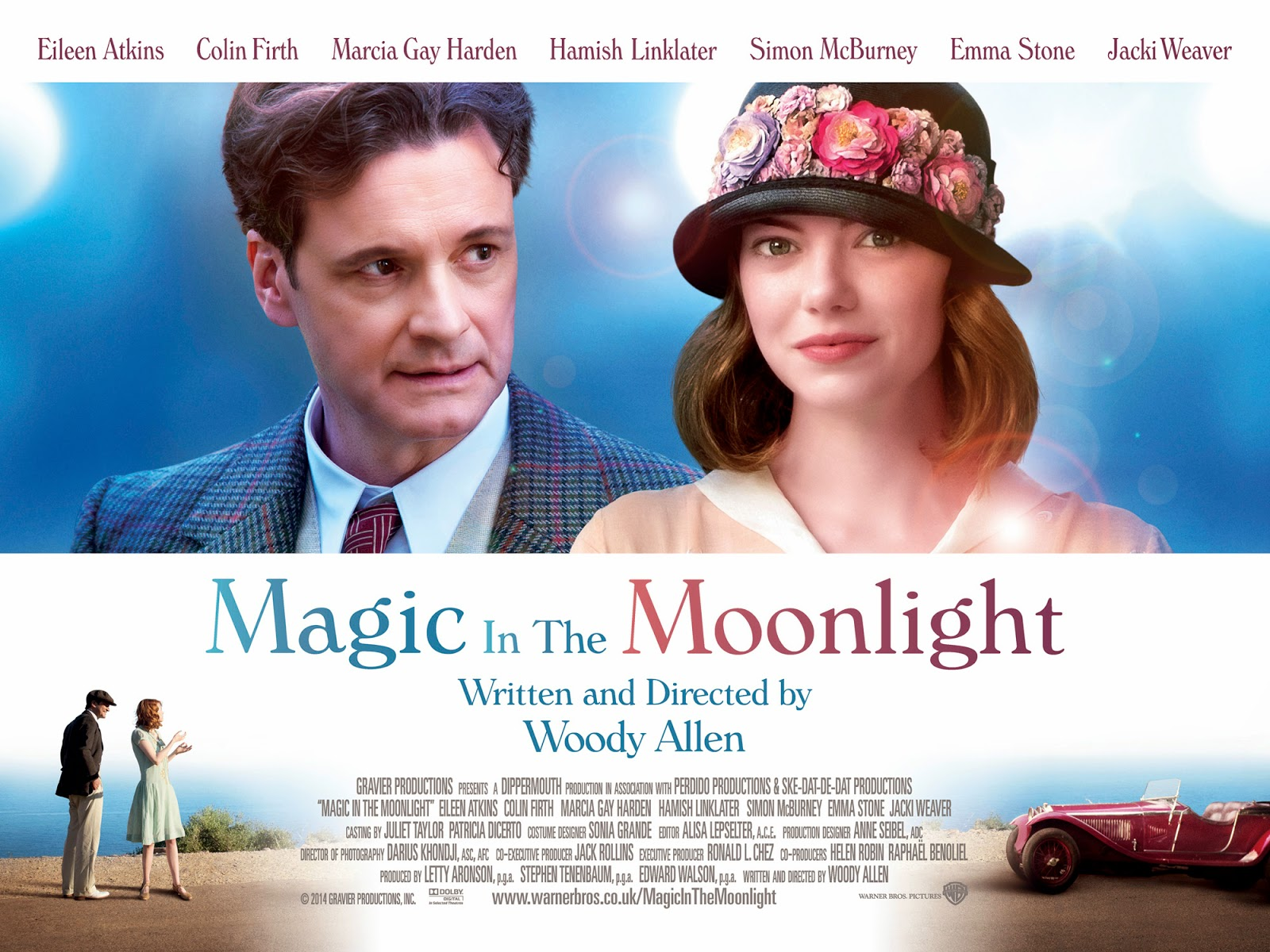 MAGIC IN THE MOONLIGHT: Provaci ancora, Woody