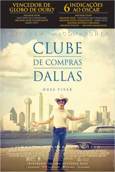 Filme Clube De Compras Dallas Dublado AVI BDRip