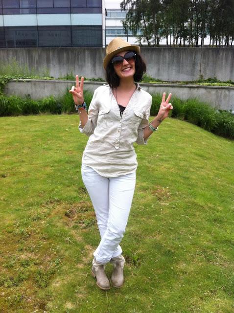la mode selon sarah  juillet 2013