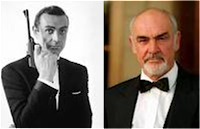 sean connery pemeran james bond