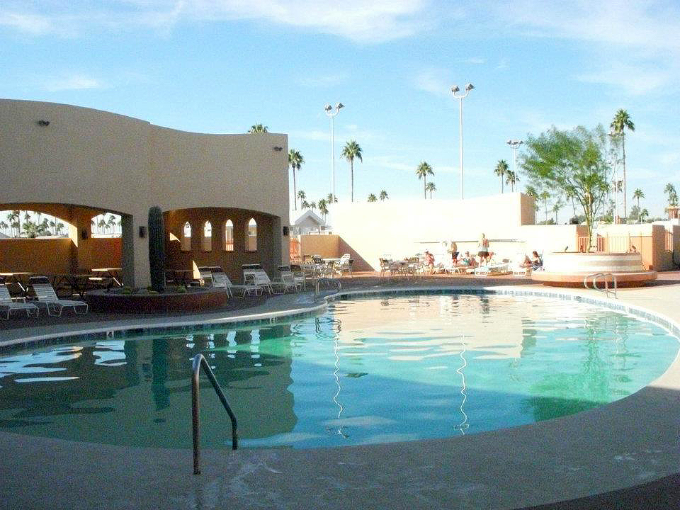 Passport america site seers mesa spirit rv resort mesa for Pool fill in mesa az