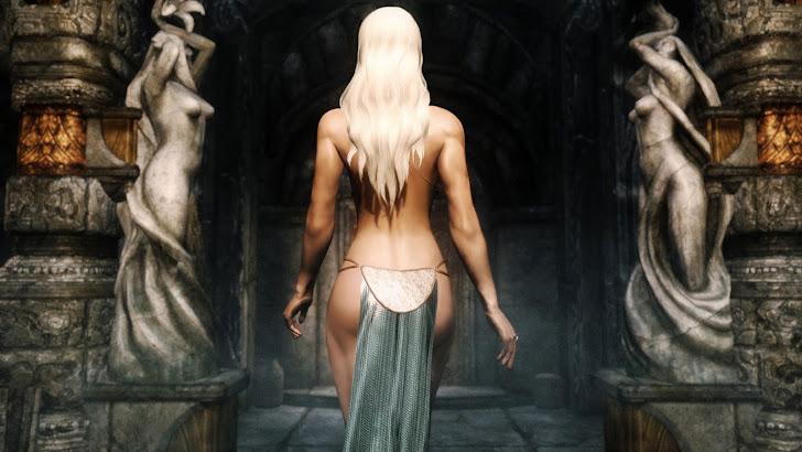 Elder Scrolls Online Sexy Girl