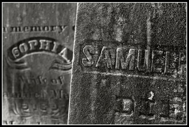 Nova Scotia; Cemetery; Tombstone; Grave..