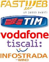 Tariffe ADSL: confronto tra le offerte di TIM, Tiscali, Vodafone, Fastweb e Infostrada