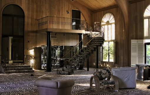 Independent Inside Mike Tyson 39 S Hyper Tacky Abandoned Mansion
