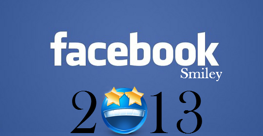 All New Facebook Emoticons/Smiley 2013