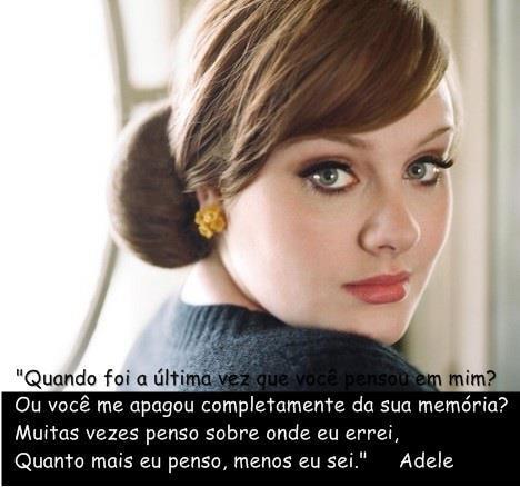 Frases Adele