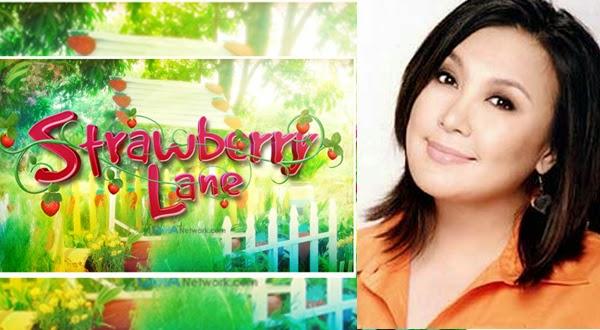 Sharon Cuneta, gamit na gamit sa promo ng Strawberry Lane ng GMA