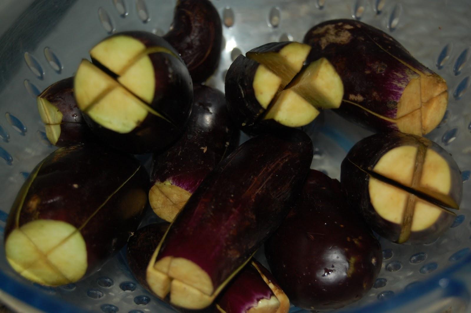 Patlıcan Turşusu Tarifi