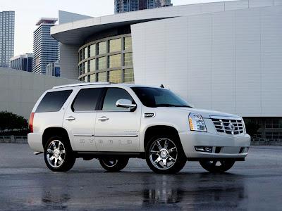 Hybrid Cadillac Escalada HD Wallpaper