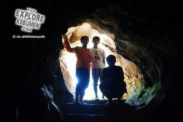 Mulut Keluar Goa barat Kebumen