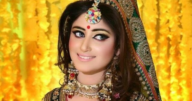 Pics Of Mehndi Makeup : Trends of bridal mehndi makeup for summer season b g fashion