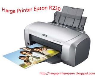 harga printer epson r230