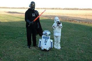 Star Wars  Halloween costumes www.traceeorman.com