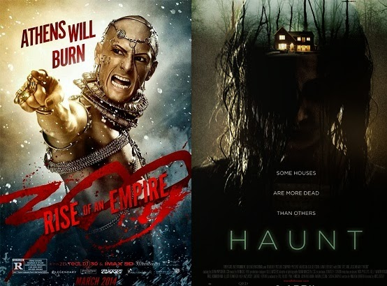 300 rise of an empire & Haunt release Malaysia