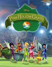 Campanilla: Los Juegos de la Hondonada de las Hadas (2011)