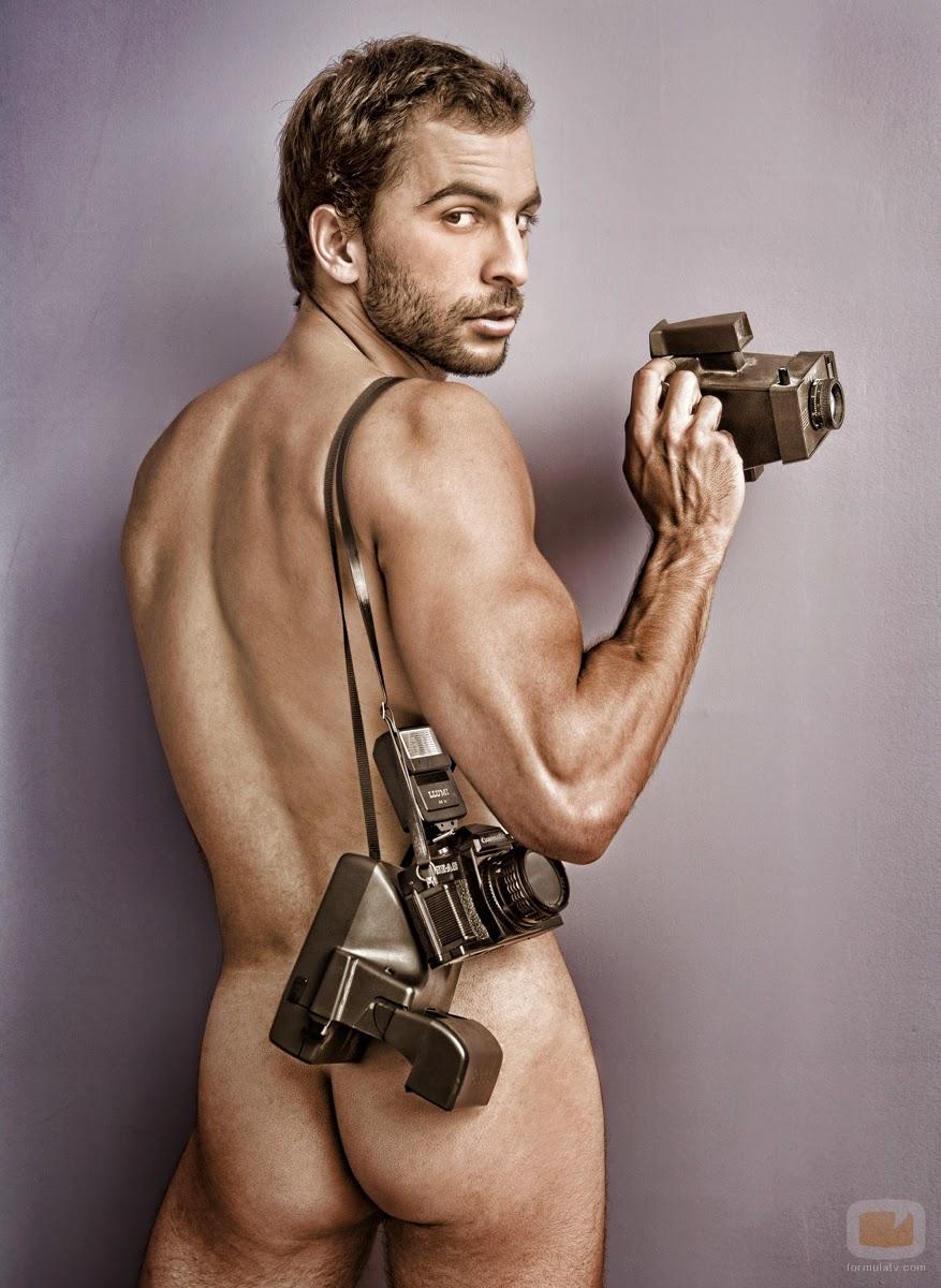 Hombres desnudos de la revista Playgirl