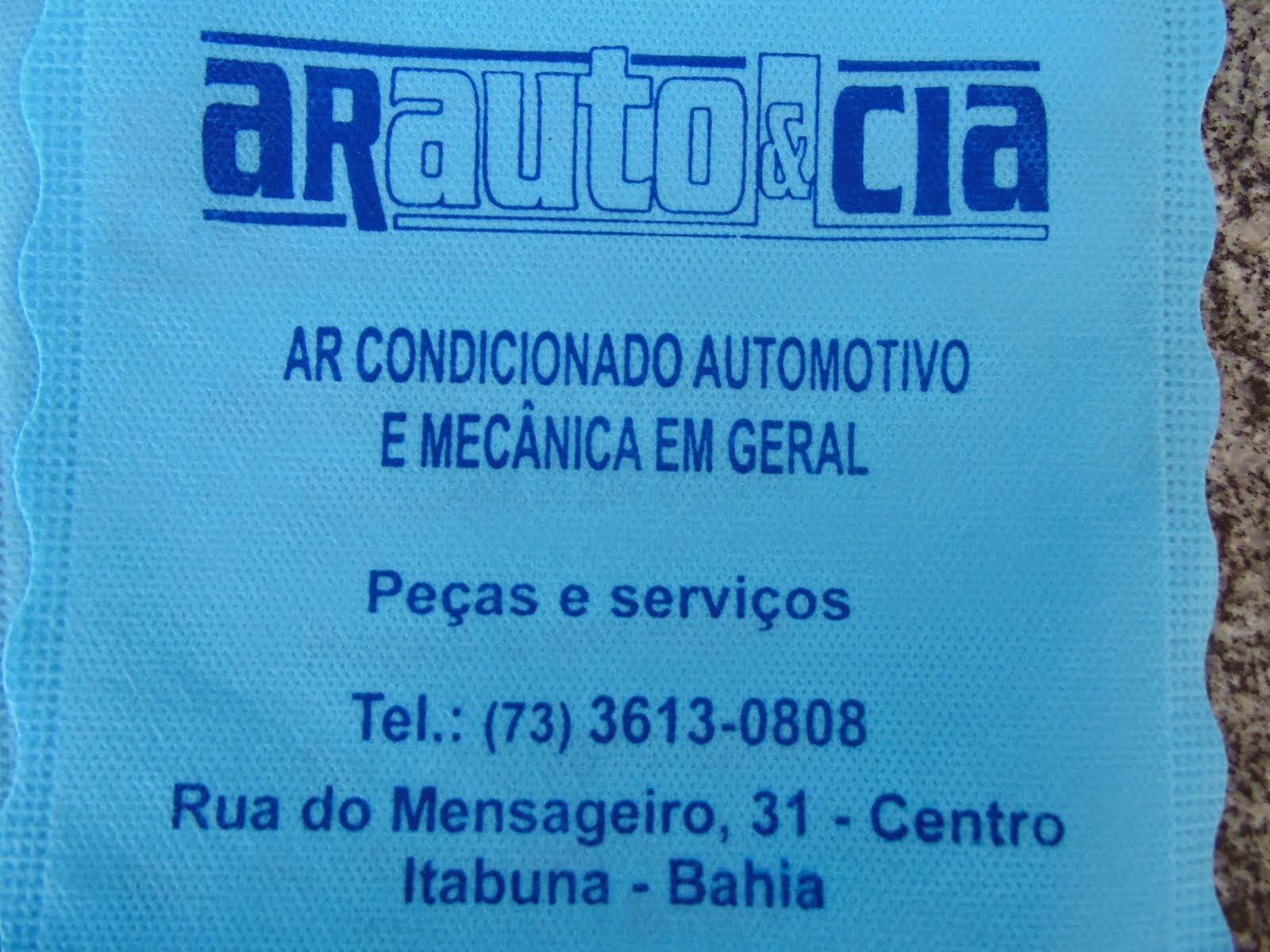 AR AUTO PEÇAS