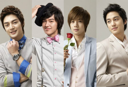 F4 (Boys Before Flowers)