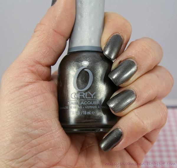 Lacke in Farbe und bunt - Orly Sea Gurl