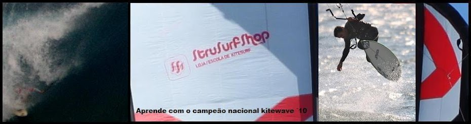 Escola kitesurf SSS previses