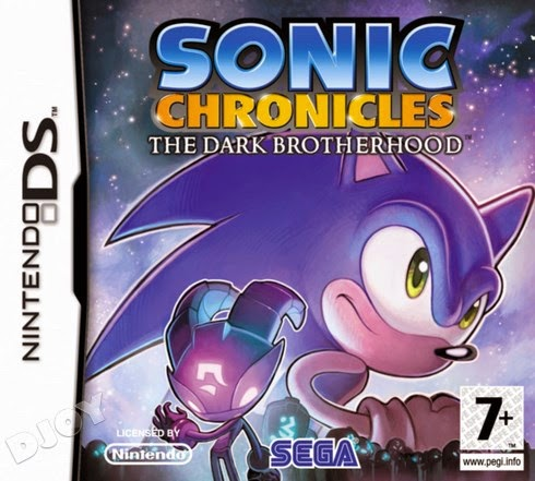 Sonic Chronicles – The Dark Brotherhood (Español) (Nintendo DS)