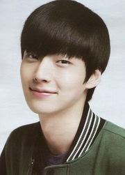 Biodata Ahn Jae Hyun pemeran Park Ji-sang
