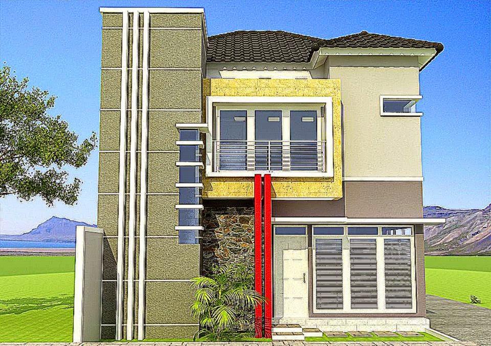 gambar desain rumah minimalis modern design rumah minimalis