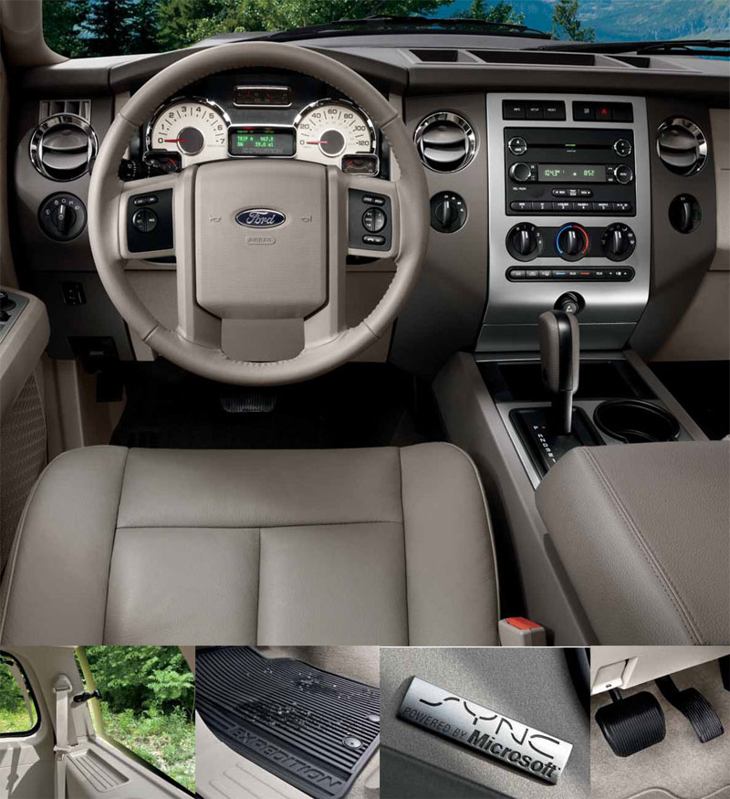 Ford 2012 Ford Expedition Xlt