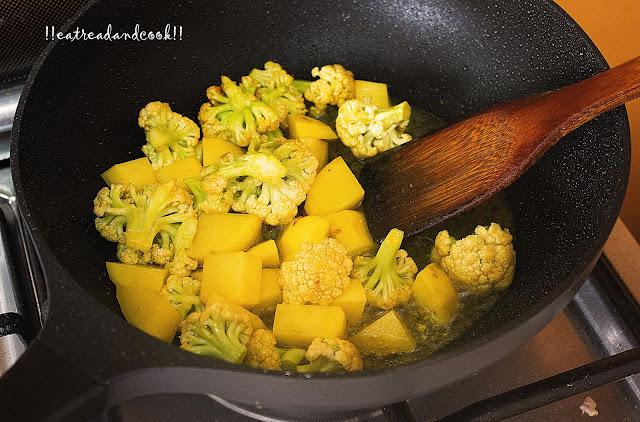 bengali phulkopir dalna recipe easy and simple recipe