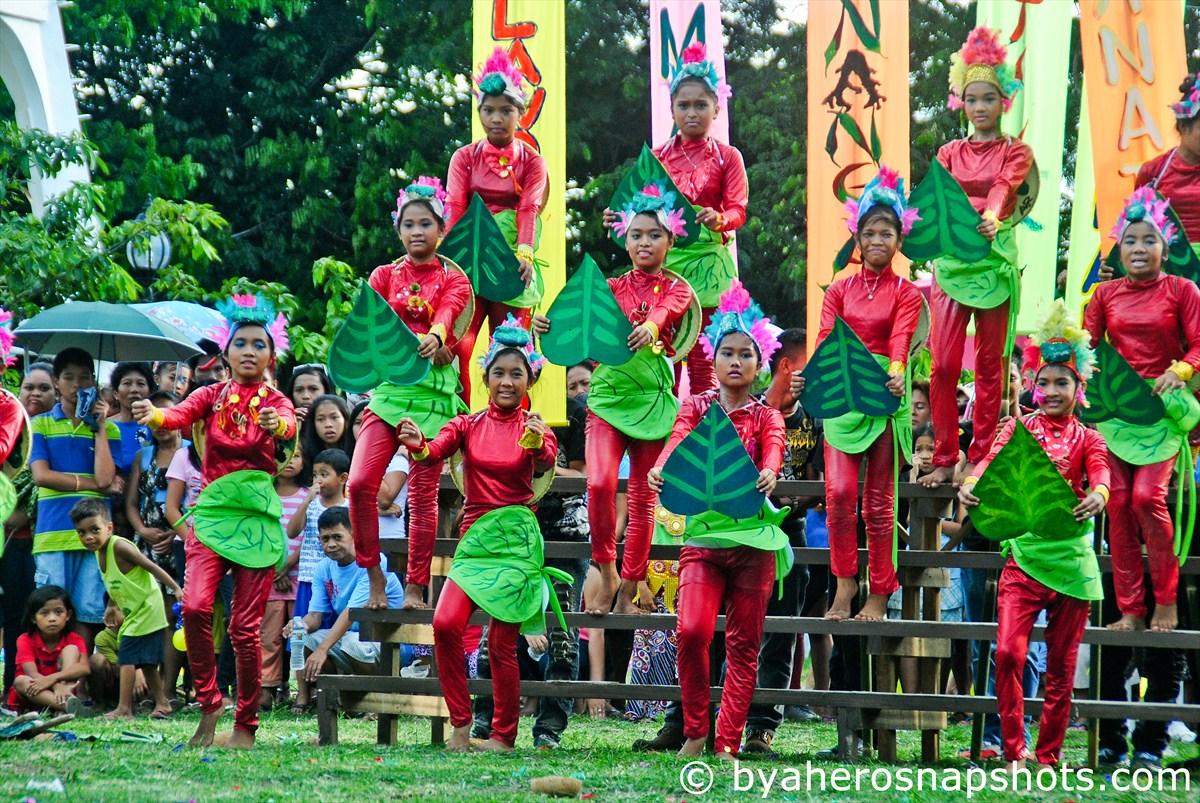 Pinangat Festival 2013 Street Presentation
