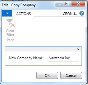 Naming New Company