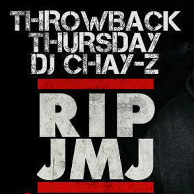 DJ CHAY-Z Jam Master Jay Tribute Mix (2014)