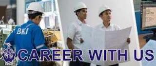 Lowongan Kerja Biro Klasifikasi Indonesia