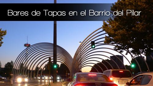 Bares de Tapas Baratas en  el Barrio del Pilar