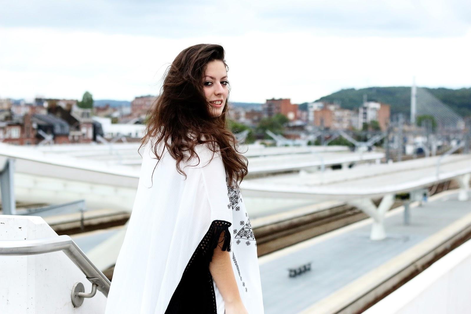 bershka kimono