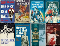Scott Young Bücher über Hockey