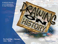 Drawing on History - Deborah Swanson - KnoodleU Publishing - High School Art Curriculum