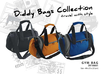 "CENTRUM LINK - ""Gym Bag"" - DY10001"