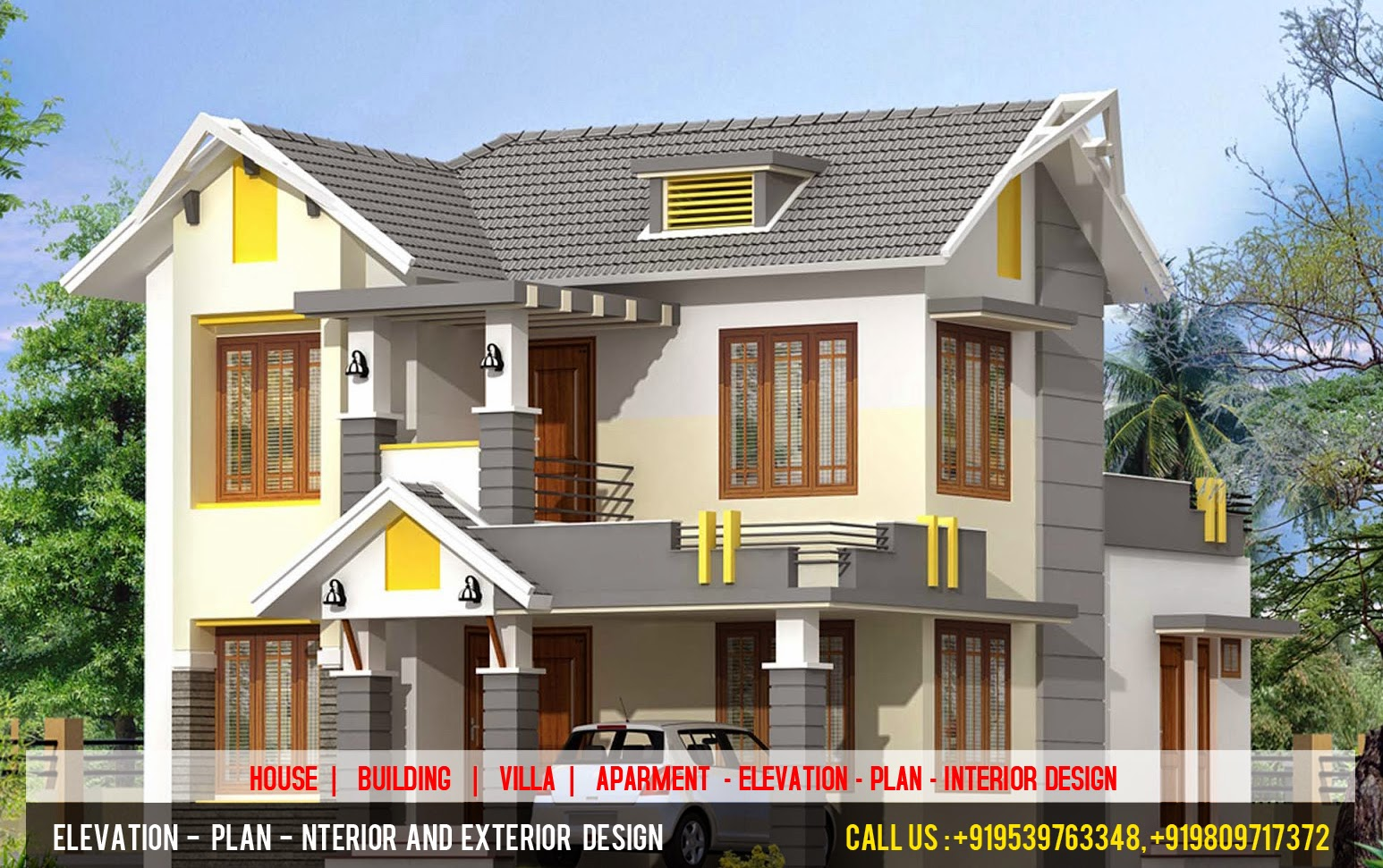 Elevation Plan Interior Design : D elevation plan designer