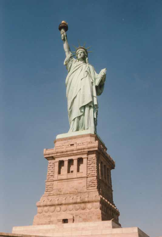 Photo Essay: How Did the Statue of Liberty Get Built? - Omnivoracious