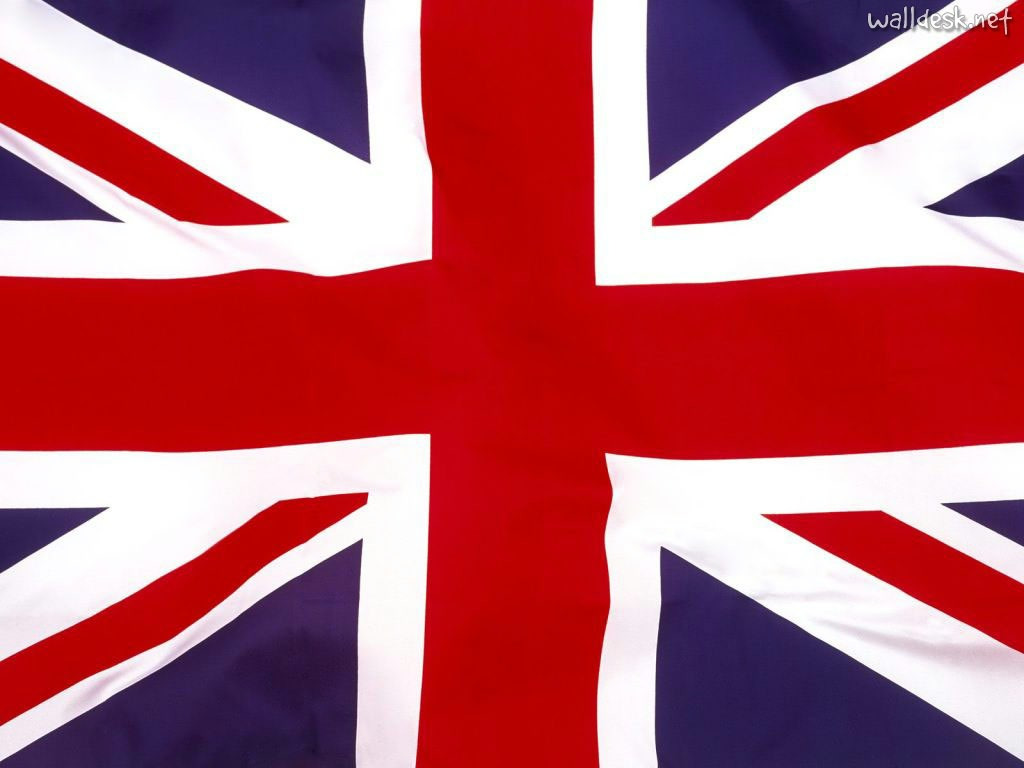 Children Wallpapers: England Flag Wallpaper
