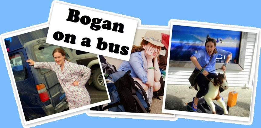 Bogan on a Bus