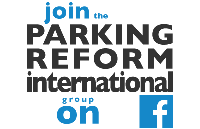 parking reform international