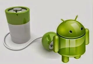 Cara Cepat Ini Baterai HP Android Tanpa Aplikasi