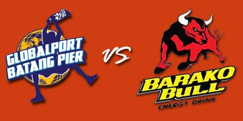 Barako Bull Energy Cola vs Globalport Batang Pier PBA Live Stream February 10, 2013