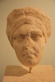 Ulpia Marciana, hermana de Trajano  -  a. 48-112 d.C.  1